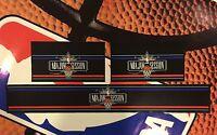 NBA Jam Arcade Control Panel Box Overlay Art Artwork Vinyl Decal CPO Midway