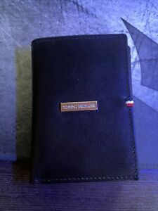 Tommy Hilfiger Trifold Wallet In Box Never Used