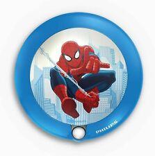 BNIB Philips Children's motion sensor night light Spider-Man