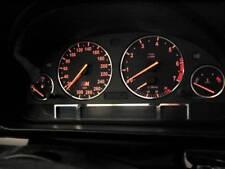 D BMW E38 7er Chrom Ringe für Tacho / Tachoringe 5 teilig - Edelstahl poliert