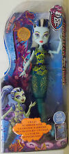 Monster High ~ Great Scarrier Reef ~ Frankie Stein Doll ~ Ghouls Down Under