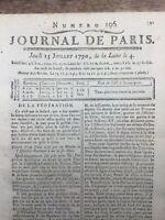 Fête de la Fédération 14 Juillet 1790 Champs de Mars Paris Lunéville Révolution