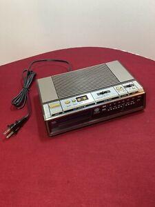 Vintage | GE | FM * AM Digital Clock Radio | Model No 7-4646A