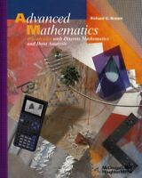 Advanced Mathematics Precalculus with Discrete Mathematics by Mcdougal Littell