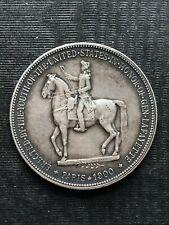 1 DOLLAR LAFAYETTE USA  paris 1900 ARGENT SILVER BARTLETT tbe