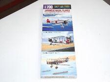 AOSHIMA 1/700 032718 japonais type 96 avions navale
