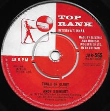 ANDY STEWART - THE BATTLE'S O'ER /TUNES OF GLORY - SCOTTISH TRADITIONAL FOLK POP