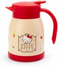 Sanrio Hello Kitty Stainless Steel Pot (Winter tea time) 496502 From Japan