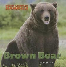 Brown Bear (North American Mammals)-ExLibrary