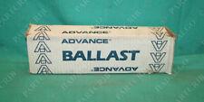 Advance, REL-2S86, High Output Light Lamp Ballast REL2S8635M T8 HO fluorescent 1