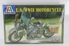 PROTAR ITALERI 1/9 MOTO U.S. WWII MOTORCYCLE 7401
