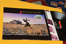 PINK FLOYD LP A COLLECTION OF GREAT DANCE ORIG GERMANY 1981 INNER SLEEVE STICKER