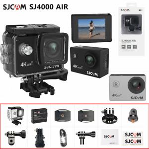 "Original SJCAM SJ4000 AIR Sport Action Camera Full HD 4K 2.0"" WaterProof WIFI"