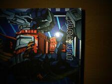 Wst Justitoys Dinobots Box Set. Misb.