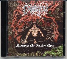 """Demigod """"Slumber Of Sullen Eyes"""" 1992, CD"""