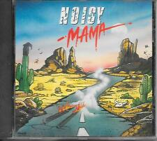 NOISY MAMA - Eyes on the prize PROMO CD SINGLE 3TR Hard Rock 1991 USA RARE!