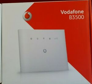 Vodafone B3500 Huawei B315s-22 LTE CPE 4G 4xLAN USB Mobile Wifi Router