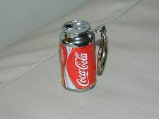Coke Coca-Cola Can Shaped Butane Keychain Lighter USA Stocked And Shipped