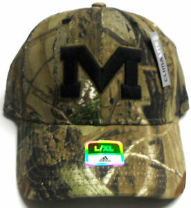 NCAA University of Mississippi Ole Miss Rebels Adidas Camo Camouflage Hat Cap