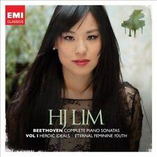 Beethoven Sonatas *  H.J. LIM  (Free Shipping)