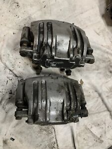 Chrysler 300C Front Brake Callipers & Carriers 3.0 Crd Pair