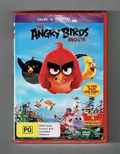 The Angry Birds Movie - Dvd Brand New & Sealed
