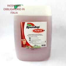 ROUNDUP 360 POWER 2.0 Diserbante Erbicida Glifosate 20 L