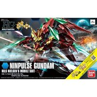 BANDAI HGBF 1/144 NINPULSE GUNDAM Model Kit Build Fighters NEW from Japan F/S
