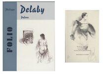 Carnet de croquis Delaby Murena (croquis) allemand