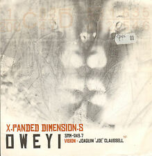 X.PANDED DIMENSION.S - Oweyi (Joe Claussell Mix) - Sacred Rhythm Music SRM 249.7