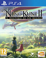 NI NO KUNI 2 - IL DESTINO DI UN REGNO PS4 VIDEOGIOCO PAL ITALIANO PLAYSTATION 4