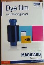 Genuine Magicard MA100YMCKO Color Ribbon 100 prints Enduro, Pronto, Rio Pro