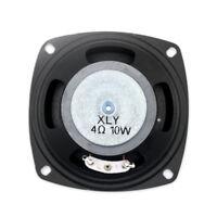 """3"""" inch 4Ohm 4Ω 10W Round Full Range Audio Speaker Loudspeaker Horn Home Car LFI"""