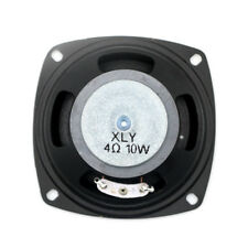 "3"" inch 4Ohm 4Ω 10W Round Full Range Audio Speaker Loudspeaker Horn Home Car RS"