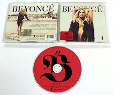 Beyoncé 4 FOUR CD 2011 Sony POP