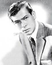 Johnny Johnnie Ray signed 8X10 photo picture poster autograph RP