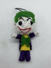 Dc The Joker Voodoo Doll 2inch And Half Cell Phone Charm Or Keychaim