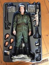 2013 TOY EXCLUSIVE HOT TOYS 1/6 G.I. JOE RETALIATION MMS206 JOE COLTON FIGURE