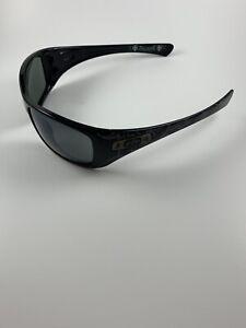 Oakley Hijinx Stephen Murray Polished Black Iridium 24-027 Stay Strong RARE