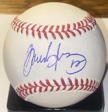 Carlos Martinez Autographed Major League Baseball Cardinals Sweet Spot AUTO