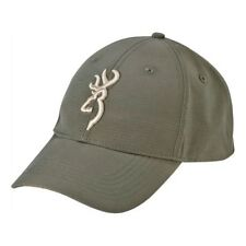 Browning Over Under Cap Olive Hat Hunting Shooting Fishing