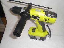 RYOBI CDI-1802 ONE+ 18v COMBI DRILL & BATTERY.