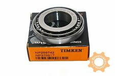 M32 Gearbox Input Front Bearing NP259742/NP378917 (TAPER 25x51.4x13)