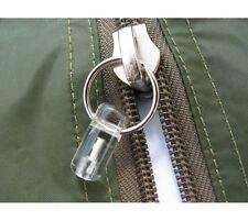 Firefly Tritium Military Bivvy Zip Marker Glowring Nite Key Ring Gadget GTLS Green