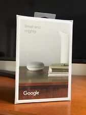 Google Nest Mini 2nd Gen Voice Assistant - Chalk - Still in plastic packaging