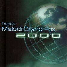 CD Dansk Melodi Grand Prix 2000, Vorentscheid Dänemark, Eurovision, RAR