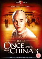 Once Upon a Time - IN Cina 3 DVD Nuovo DVD (SBX737)