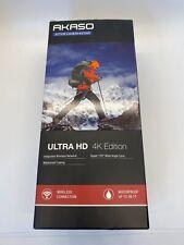 Akaso EK7000 Ultra HD 4K WiFi Waterproof Sports Action Camera 170 Degree Wide