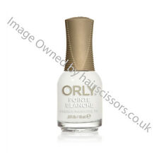 ORLY Nail Polish Lacquer - Pointe Blanche White 18ml French Manicure