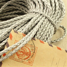 Top Quality Bolo Braided Leather String Thread Cord DIY Craft Jewelry Making